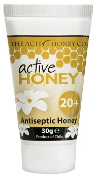 Antiseptic Honey Active 20+ 30g tube